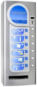 Small Pack Electronic Vending Machine