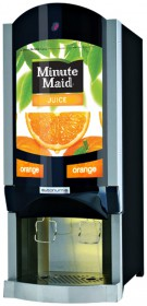 Brasserie BIB dispenser NT Minute Maid