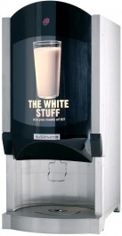 Brasserie BIB milk dispenser NU White Stuff