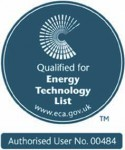 Energy technology list logo